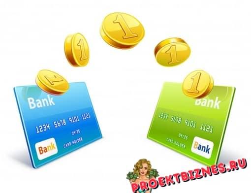 Перевод денег по номеру карты в Сбербанке