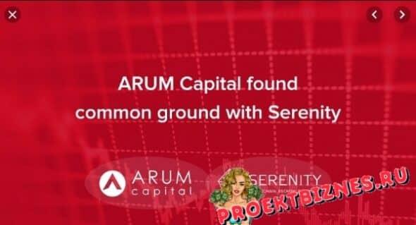 Arum capital брокер