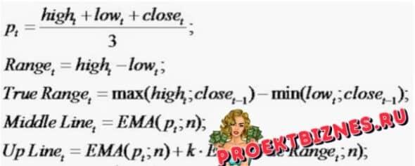 Формула Кельтнера